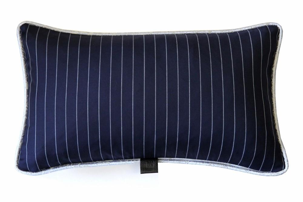 Navy Bold Stripe