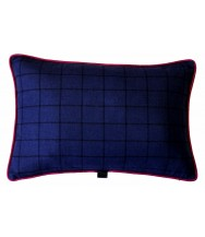 Blue with Midnight Windowpane
